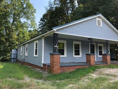 Single Family Home For Sale: 117 Maple Street