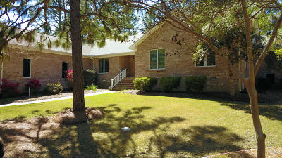 Seven Lakes, West End Single Family Home For Sale: 186 James Drive