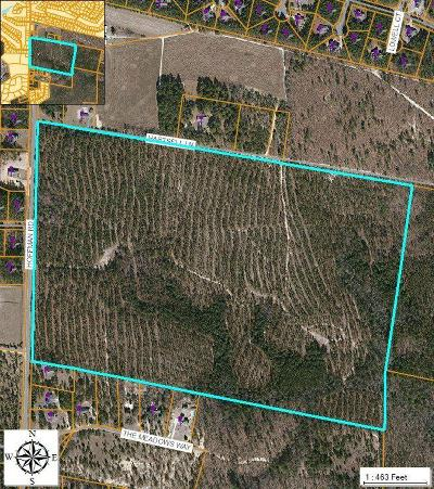 Moore County Residential Lots & Land For Sale: Hoffman Rd