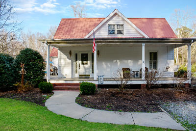 Carthage Single Family Home Active/Contingent: 303 Martin Street