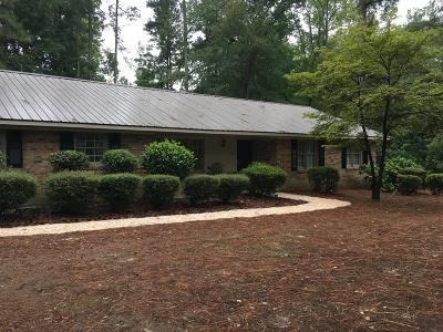 Moore County Rental For Rent: 545 S Bethesda Road