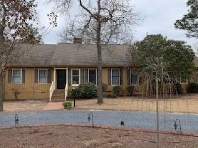 Pinehurst Single Family Home For Sale: 325 S Surry Circle