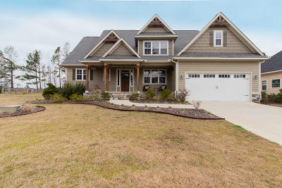Whispering Pines Single Family Home Active/Contingent: 603 Herons Brook Drive