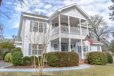 Pinehurst Single Family Home For Sale: 1065 Burning Tree Road