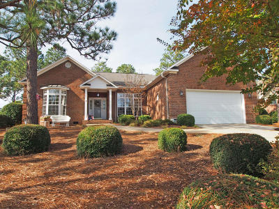 Pinehurst Single Family Home For Sale: 169 Juniper Creek Boulevard