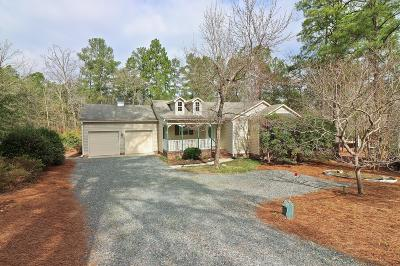 Pinehurst NC Single Family Home For Sale: $210,000
