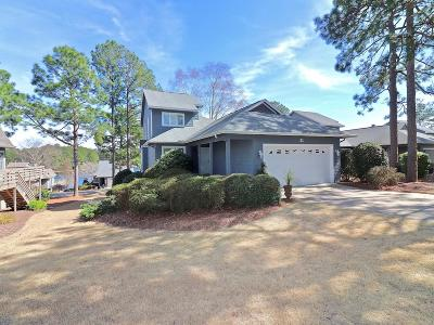 Pinehurst Single Family Home For Sale: 21 Westlake Pointe Lane