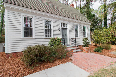 Southern Pines Single Family Home Active/Contingent: 440 Midland Road