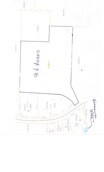 Residential Lots & Land For Sale: Lakewood Drive