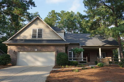 Pinehurst NC Single Family Home For Sale: $355,000
