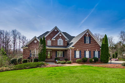 Single Family Home For Sale: 597 Sykes Farm Road