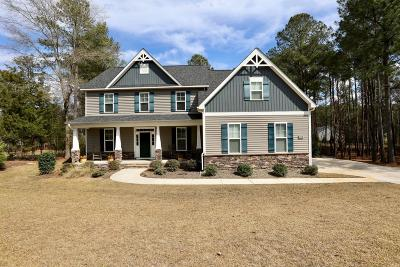 Whispering Pines Single Family Home Active/Contingent: 108 Whisper Grove Court