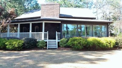 Seven Lakes, West End Single Family Home For Sale: 109 Pinewood Court