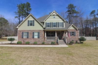 Southern Pines Single Family Home Active/Contingent: 155 Glenmoor Drive