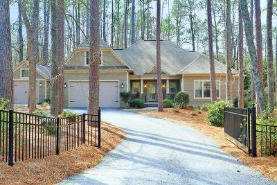 Southern Pines Single Family Home Active/Contingent: 497 Clearfield Lane