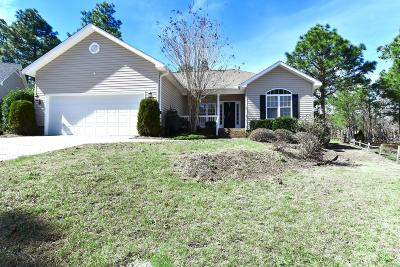 Pinehurst NC Single Family Home For Sale: $200,000