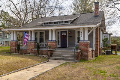Aberdeen Single Family Home Active/Contingent: 402 N Poplar Strret Street