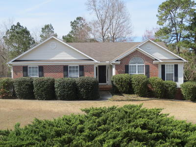 Whispering Pines Single Family Home Active/Contingent: 255 Queens Cove Way