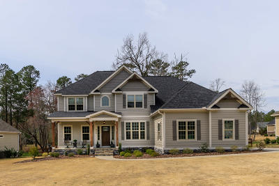 Whispering Pines Single Family Home Active/Contingent: 656 Herons Brook Drive