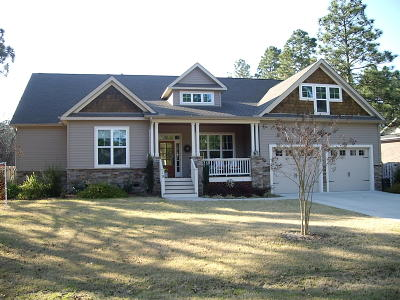 Pinehurst Single Family Home For Sale: 19 Pinebrook Drive