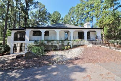 Pinehurst NC Single Family Home For Sale: $269,000