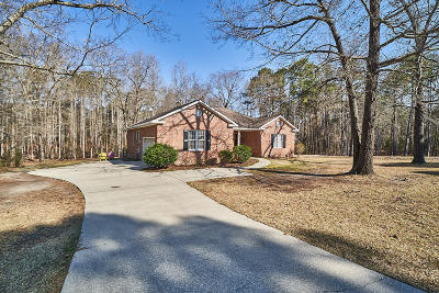 Whispering Pines Single Family Home For Sale: 3 Goldenrod Drive