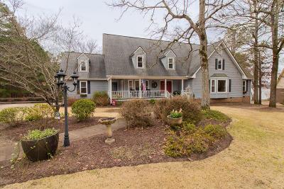 Single Family Home For Sale: 36 Oak Landing Landing(S)