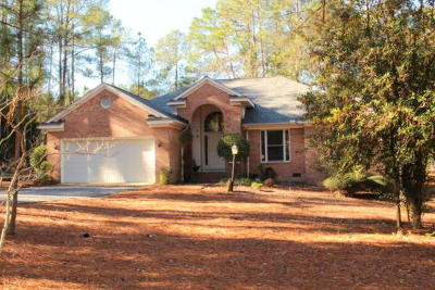 Foxfire Single Family Home Active/Contingent: 3 Bermuda Circle