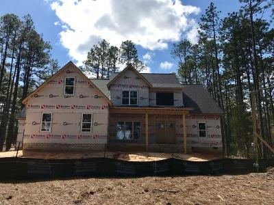 Southern Pines NC Single Family Home Active/Contingent: $500,000