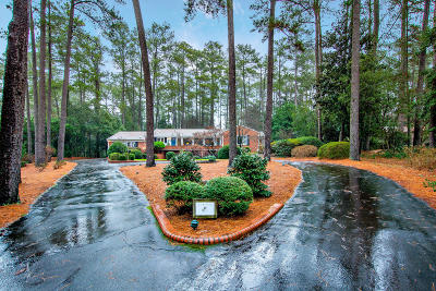 Southern Pines NC Single Family Home For Sale: $435,000