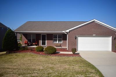 Carthage Single Family Home Active/Contingent: 229 Savannah Garden Drive