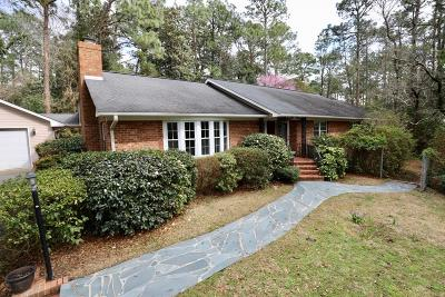 Southern Pines Single Family Home For Sale: 925 E Indiana Avenue