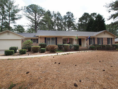 Whispering Pines Single Family Home For Sale: 34 Shadow Drive