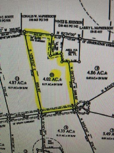 Residential Lots & Land For Sale: 315 Larkington Drive