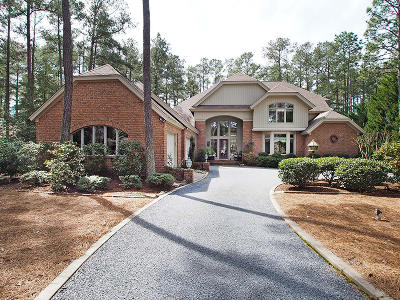 Pinehurst NC Single Family Home For Sale: $675,000