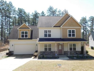 Aberdeen Single Family Home For Sale: 621 Longleaf Road