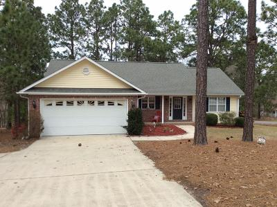 Seven Lakes, West End Single Family Home For Sale: 102 Cherokee Trail Trail