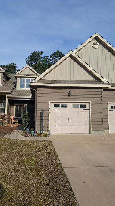 Southern Pines Condo/Townhouse Active/Contingent: 22 Cypress Circle