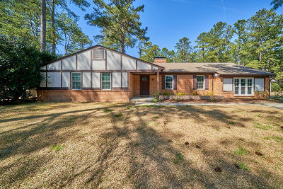Whispering Pines Single Family Home For Sale: 18 Birdie Drive