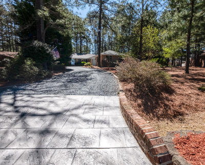 Whispering Pines Single Family Home For Sale: 89 Pine Ridge Drive