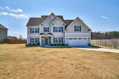 Carthage Single Family Home Active/Contingent: 509 Daylily Court