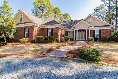 Whispering Pines Single Family Home For Sale: 28 Lavender Drive