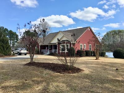 Seven Lakes, West End Single Family Home Active/Contingent: 120 Pinesage Drive
