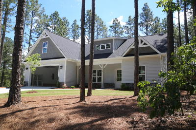 Pinehurst Single Family Home For Sale: 140 Old Hunt Road