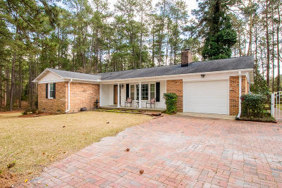Southern Pines Single Family Home Active/Contingent: 175 Merry Mock Hill Road