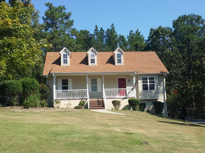 Whispering Pines Single Family Home For Sale: 165 Sullivan Drive