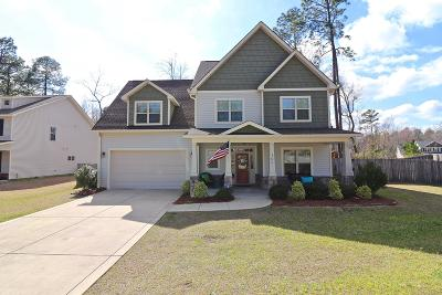 Aberdeen Single Family Home Active/Contingent: 100 Bright Court