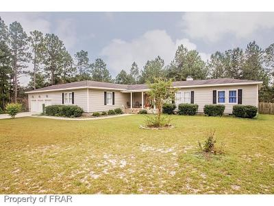 Cameron Single Family Home For Sale: 1082 Melody Lane