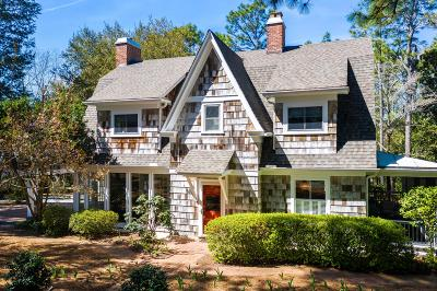 Southern Pines Single Family Home For Sale: 180 N Ridge Street