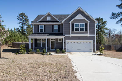Cameron Single Family Home For Sale: 223 Turriff Way